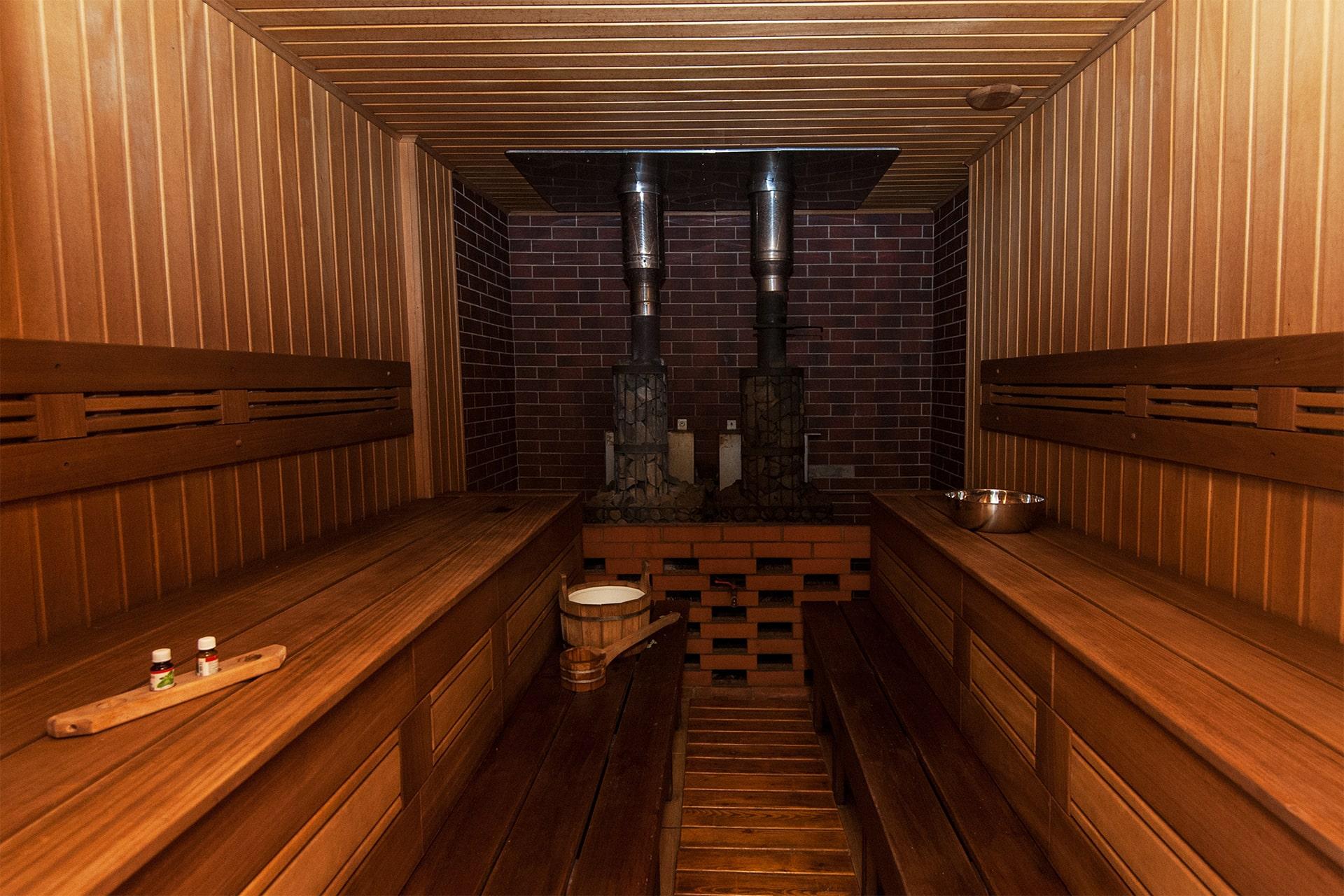 Строительство бань и саун