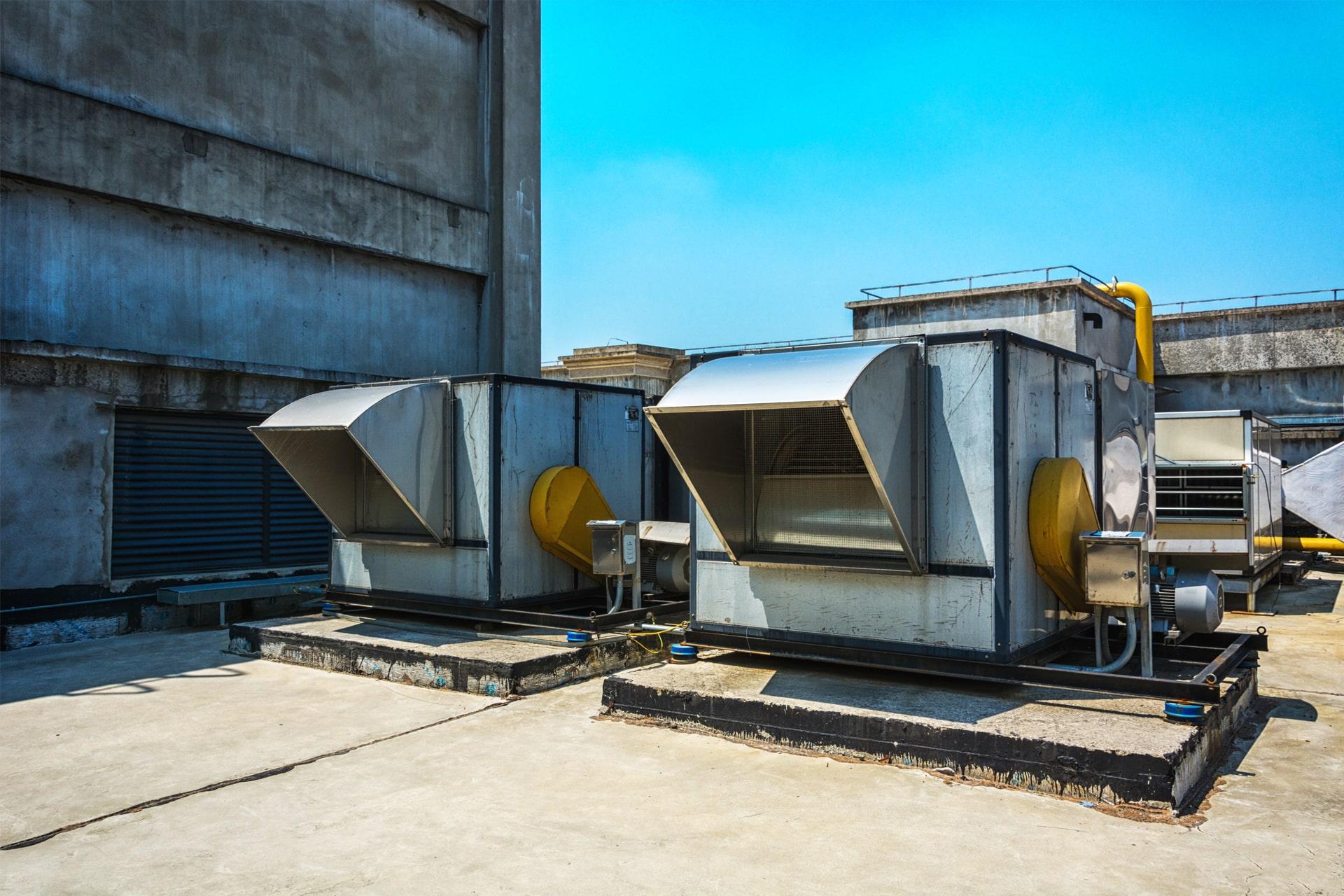 Проектирование и монтаж промышленной вентиляции